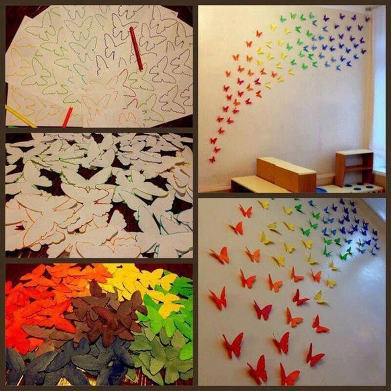 motylci na zdi