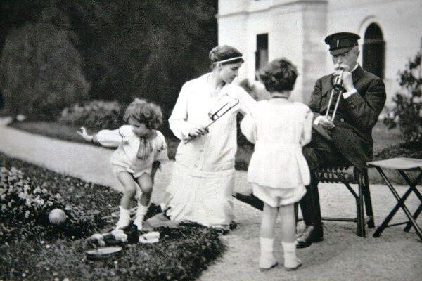 Olga a synov�