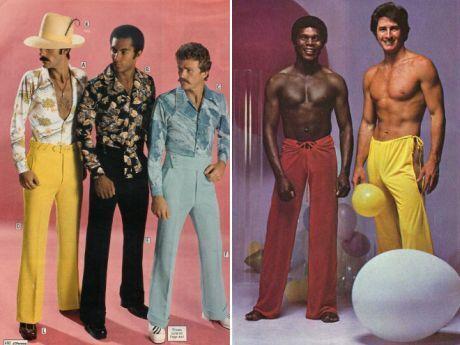 00aa01b8d7d Muži vypadali mnohem zženštileji v sedmdesátkách! Některé modely jsou  opravdu k smíchu a nedokážu si představit