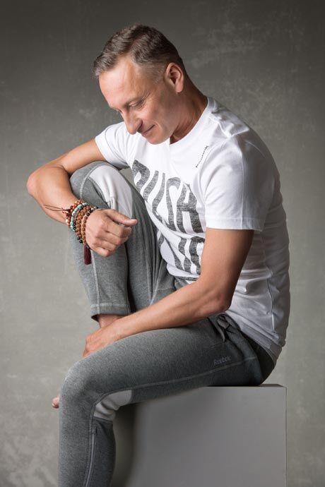 Václav Krejčík: Power jóga mě naučila nechat věci být