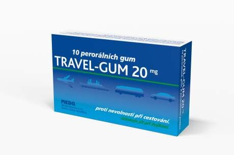Travel gum