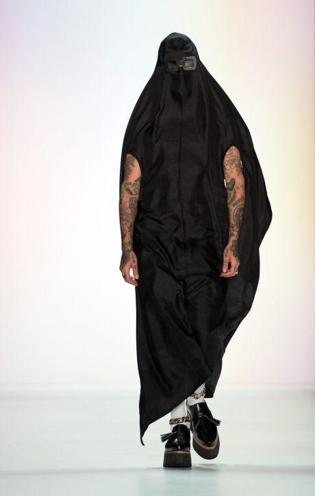 burka model