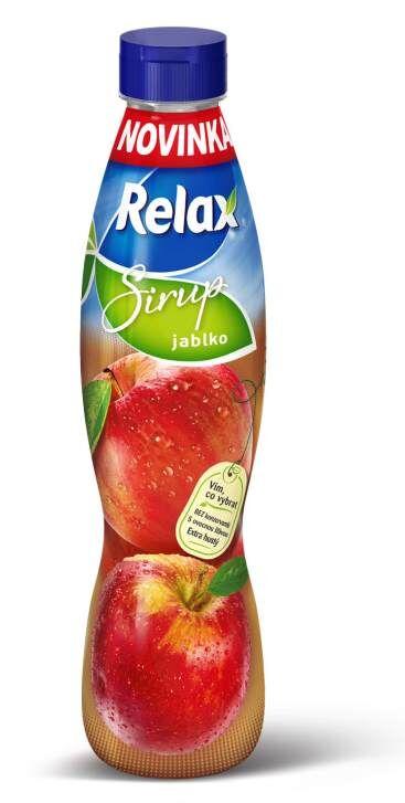 Sirup Relax Jablko