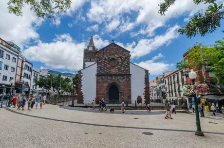 Cathedral of Funchal