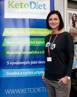 Martina Dvořáková výživová poradkyně Ketodiet