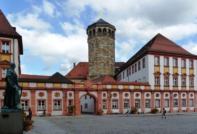 Starý zámek v Bayreuthu