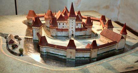 Vodní hrad Švihov vás okouzlí
