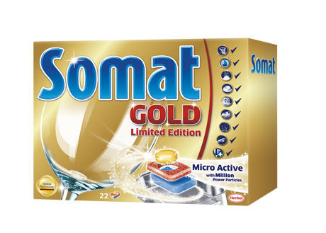 Tablety Somat GOLD Micro Active