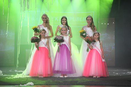 Soutěž Dívka České republiky zná svou vítězku