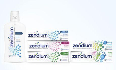 Zendium produkty