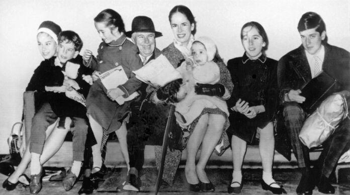 Chaplinovi