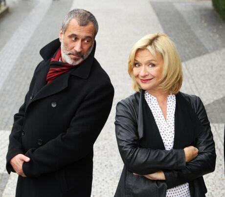 Jana Paulová a David Suchařípa
