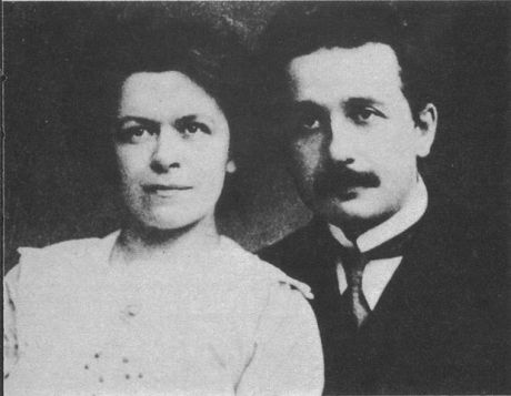 Mileva a Albert