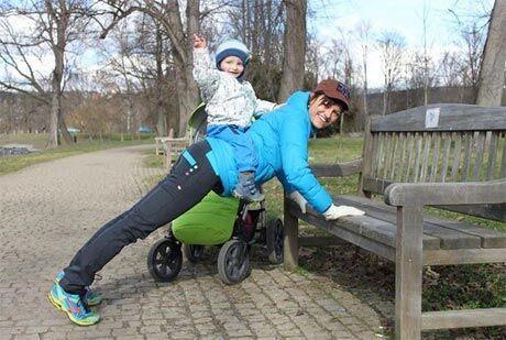 Hanka Římanová: Nezapomenutelná mateřská v pohybu