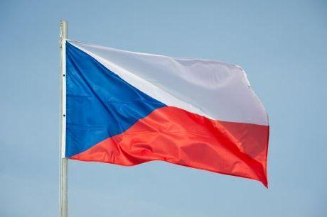 vlajka �R