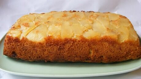 jablkovo hruškový koláč