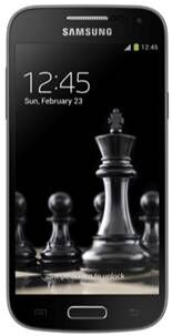 GALAXY S4 mini 11, black, the front