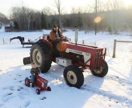 father traktor