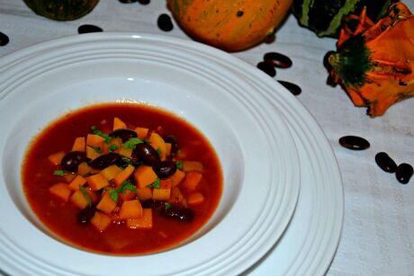 janasohlichova - dýňová polévka