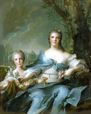 Isabella s matkou