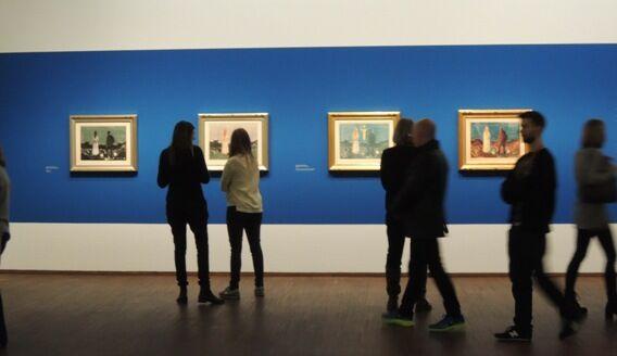 Výstava Edvarda Muncha