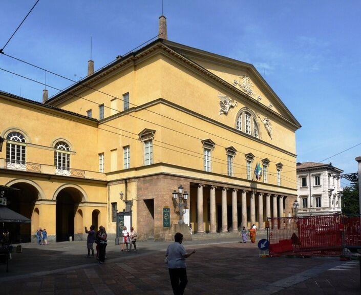 Teatro Regiio di Parma