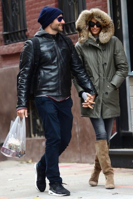Hvězdný páreček Bradley Cooper a Irina Shayk dokazují 002d4dda8b