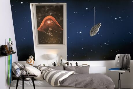 Star Wars & VELUX Galactic Night