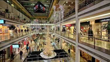 nakupní centrum