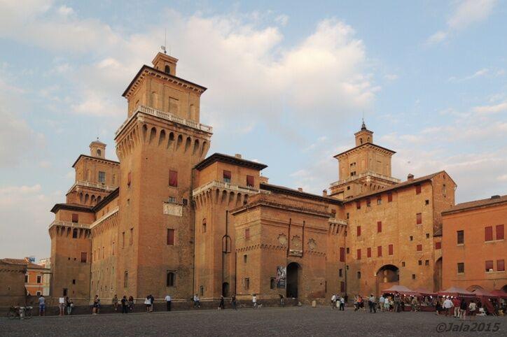 Castello Estenze Ferrara