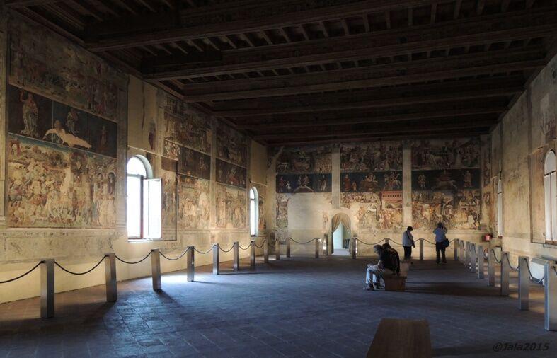 Ferrara-Palazzo-Schifanoia