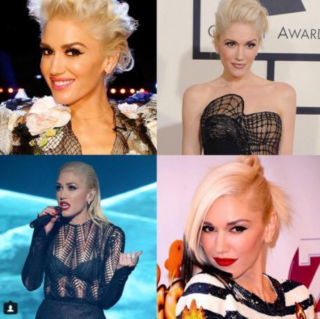 make up gwen stefani