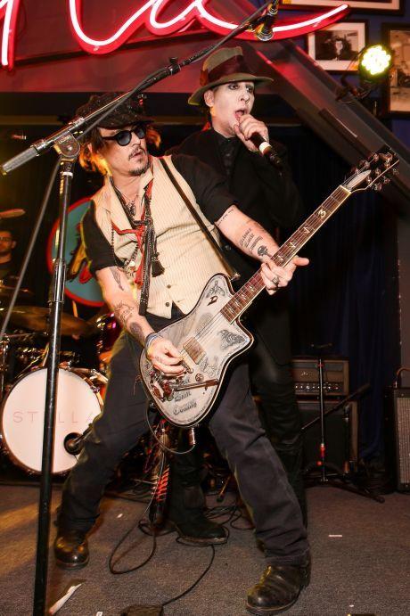 depp kytara