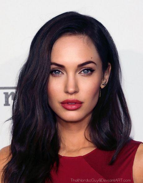 megan fox & Angelina Jolie