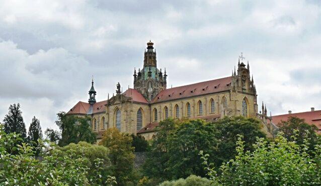 Kladrubský kostel