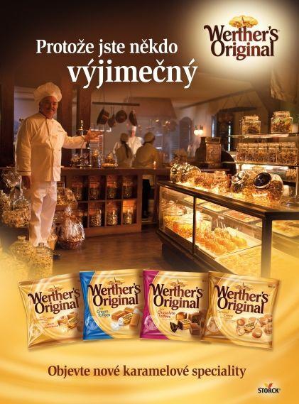 Karamelky Werther\\'s Original