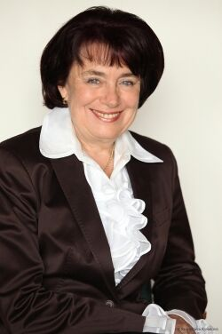 Prof. Eva Syková, ředitelka ÚEM AV ČR