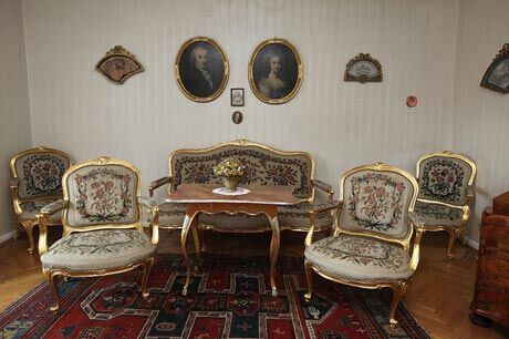 Gobelinový pokoj