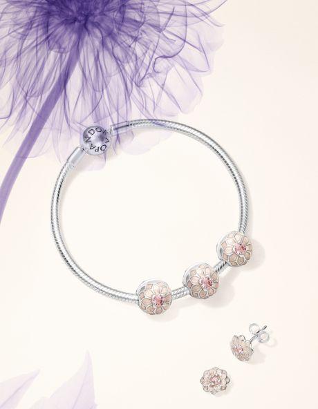 květiny Pandora