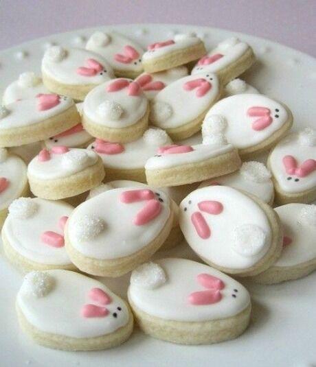 jarní sušenky