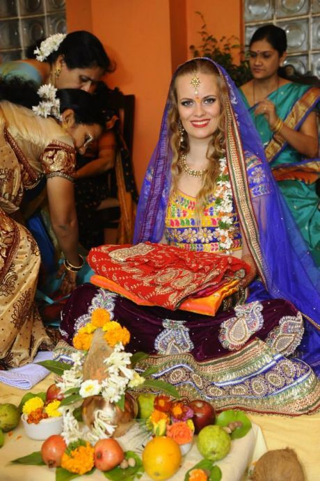 indická princezna