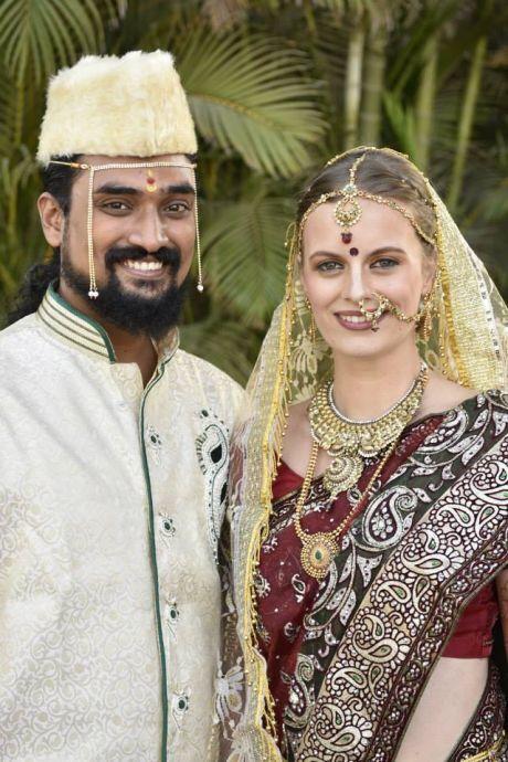 indická svatba