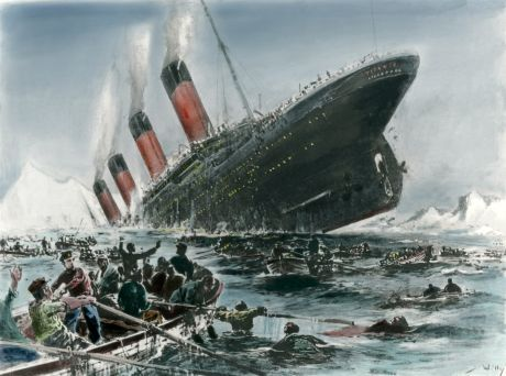 titanic profimedia