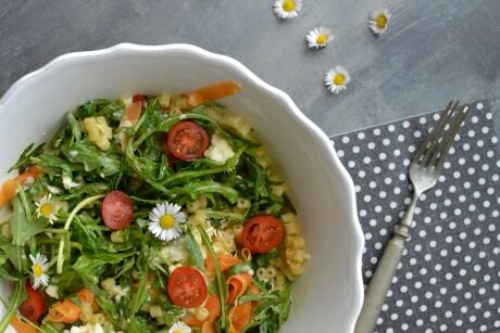 jarní salát