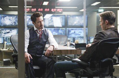 Captain America: Občanská válka, FALCON