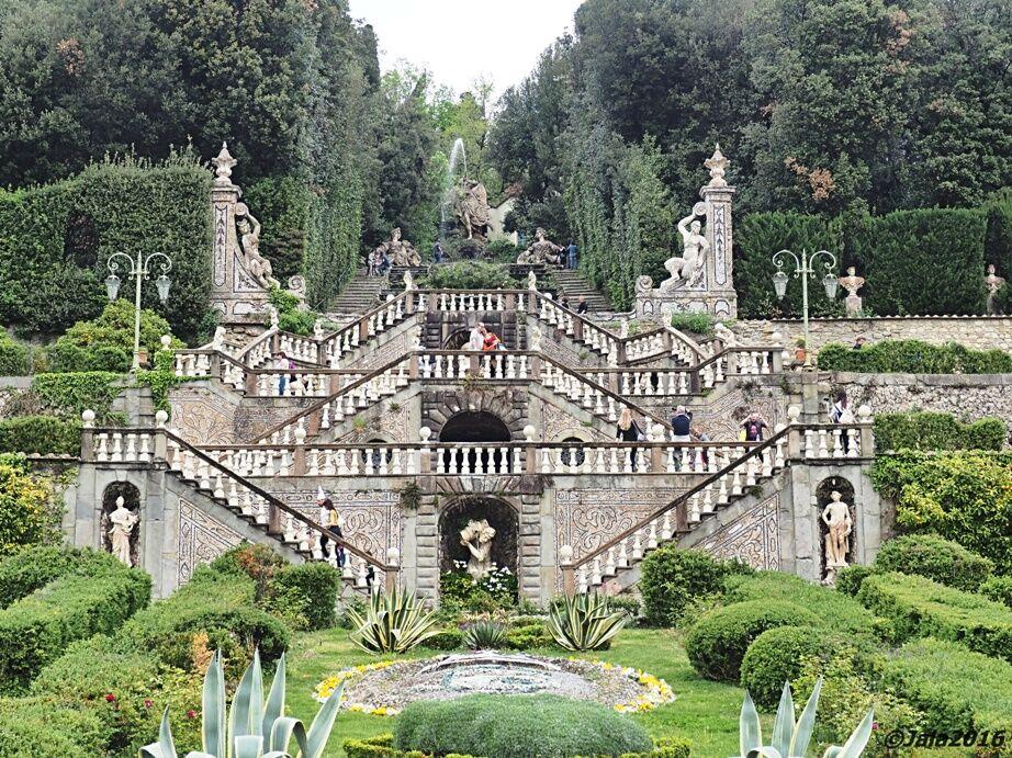 Villa Garzoni v Collodi