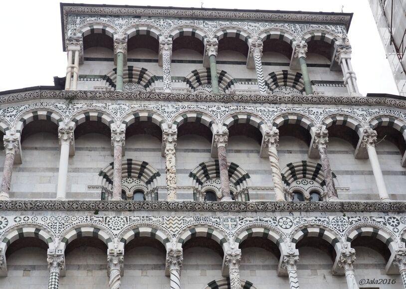 Lucca - dóm