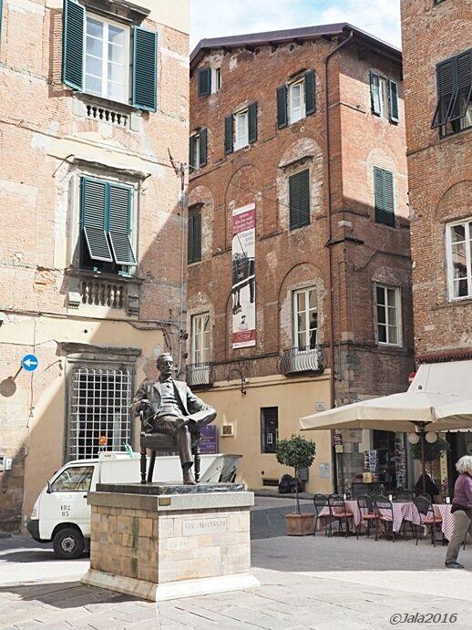 Lucca - Casa Puccini