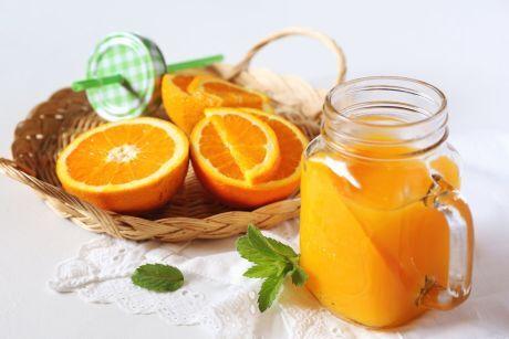 pomerančový