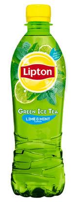 Lipton Zelený čaj limetka - máta.